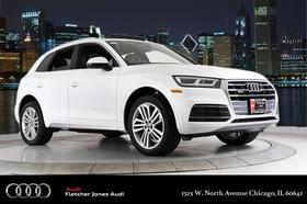 2018 Audi Q5 Premium Plus : Car has generic photo
