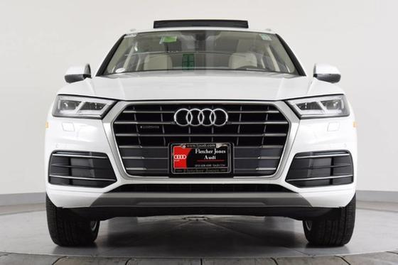 2019 Audi Q5 Premium Plus