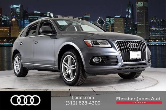 2016 Audi Q5 Premium Plus:24 car images available