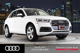 2019 Audi Q5 Premium Plus:24 car images available