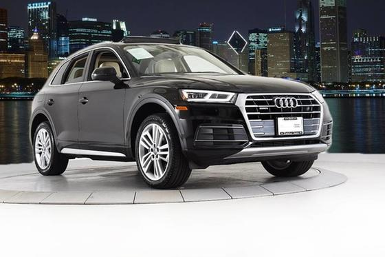 2019 Audi Q5 Premium Plus:24 car images available