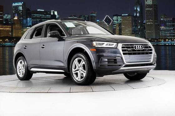 2018 Audi Q5 Premium Plus:24 car images available