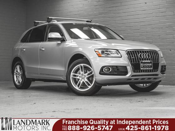 2017 Audi Q5 Premium Plus:24 car images available
