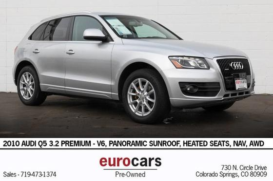 2010 Audi Q5 Premium Plus:24 car images available