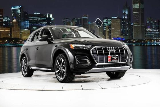 2021 Audi Q5 Premium Plus:24 car images available
