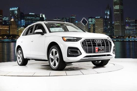 2021 Audi Q5 Premium Plus:24 car images available