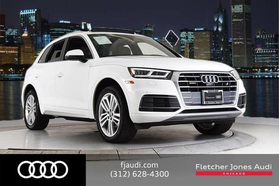 2018 Audi Q5 Prestige:24 car images available