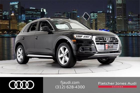 2019 Audi Q5 Prestige:24 car images available