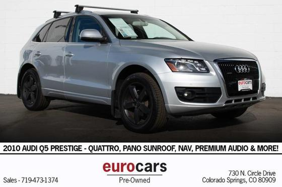 2010 Audi Q5 Prestige:24 car images available