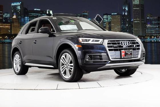 2020 Audi Q5 Prestige:24 car images available