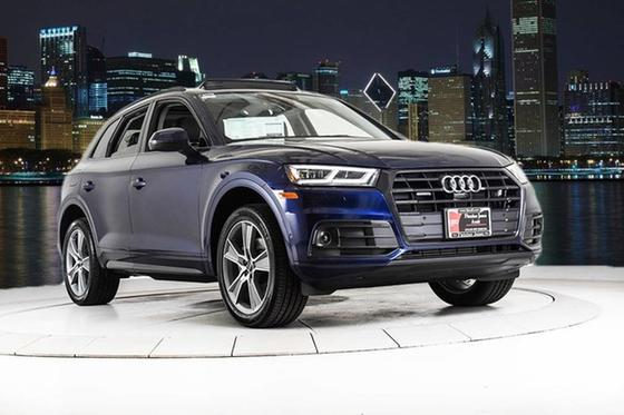 2020 Audi Q5 Prestige:24 car images available
