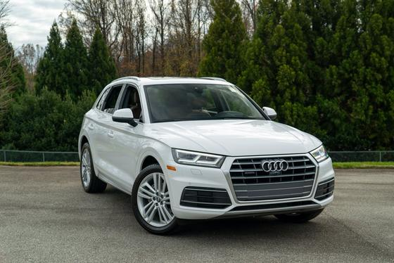 2018 Audi Q5 Prestige:24 car images available