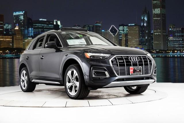 2021 Audi Q5 Prestige:24 car images available