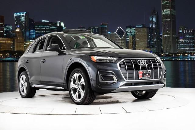 2021 Audi Q5 Prestige:24 car images available
