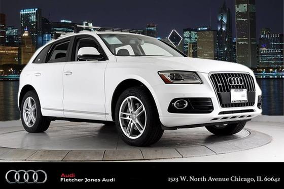 2015 Audi Q5 TDI Prestige:24 car images available