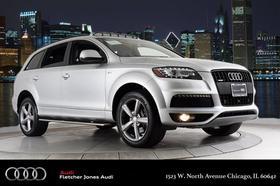 2015 Audi Q7 :24 car images available