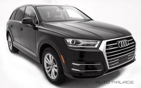 2017 Audi Q7 :24 car images available