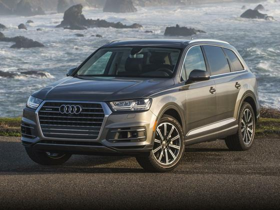 2017 Audi Q7  : Car has generic photo