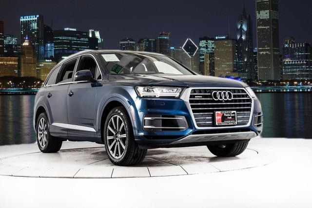 2018 Audi Q7 :24 car images available
