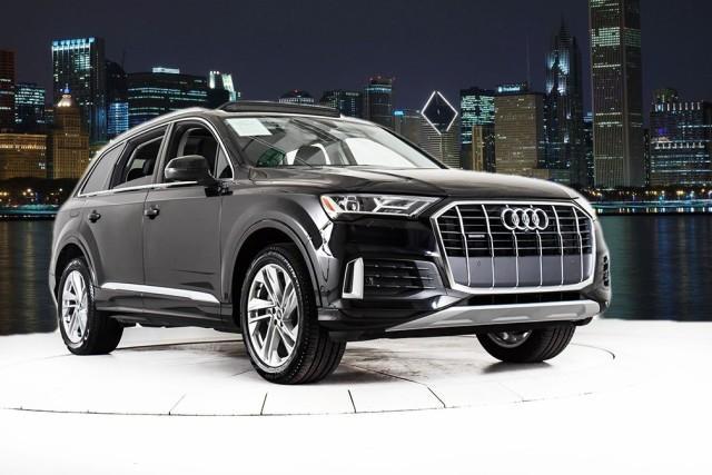 2021 Audi Q7 :24 car images available