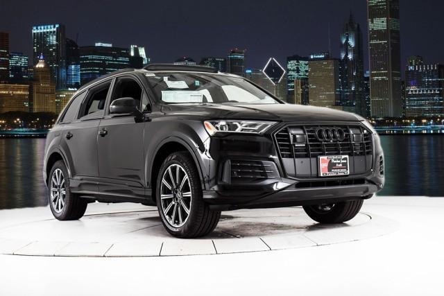 2022 Audi Q7 :24 car images available