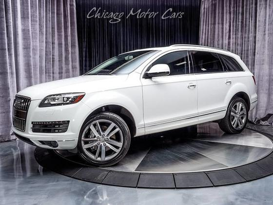 2015 Audi Q7 3.0 TDI:24 car images available