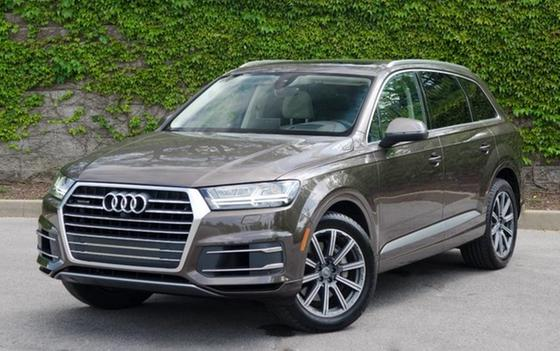 2017 Audi Q7 3.0 TDI:24 car images available