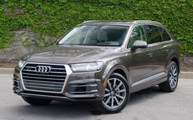 2017 Audi Q7 3.0 TDI:24 car images available