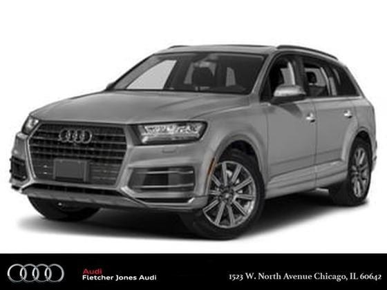 2018 Audi Q7 3.0 TDI : Car has generic photo