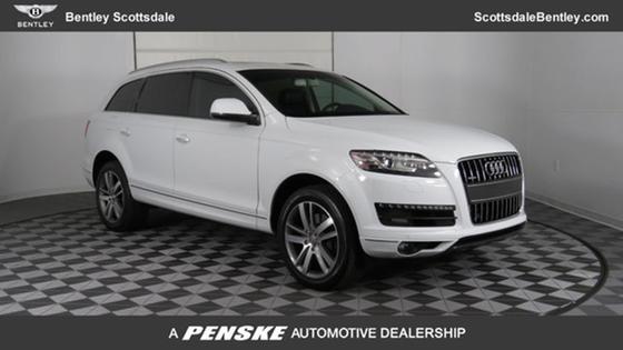 2014 Audi Q7 3.0 TDI:24 car images available