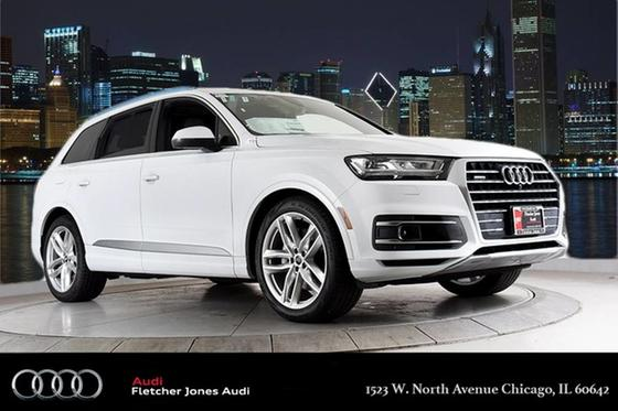2018 Audi Q7 3 0 Tdi For Sale In Chicago Il Exotic Car List