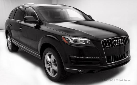 2014 Audi Q7 3.0T Premium Plus:24 car images available