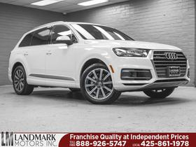 2017 Audi Q7 3.0T Premium Plus:24 car images available