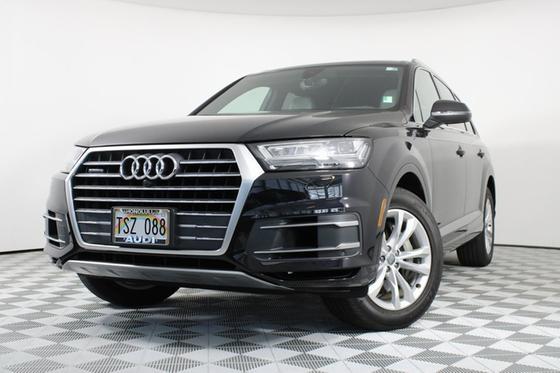 2019 Audi Q7 3.0T Premium Plus:18 car images available