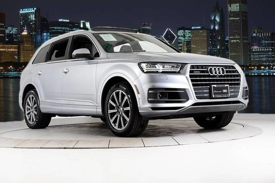 2019 Audi Q7 3.0T Premium Plus:24 car images available