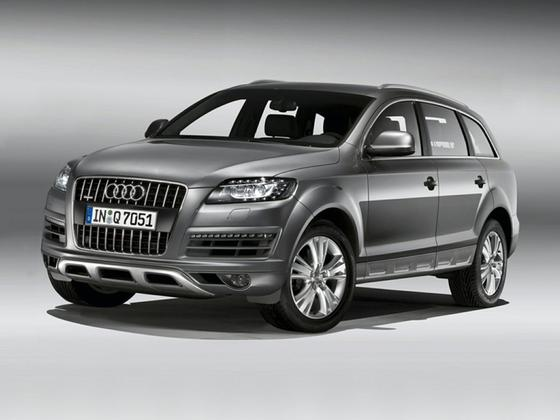 2015 Audi Q7 3.0T Premium Plus : Car has generic photo