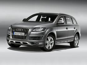 2015 Audi Q7 3.0T Premium Plus : Car has generic photo