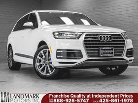 2017 Audi Q7 3.0T Premium Plus:24 car images available