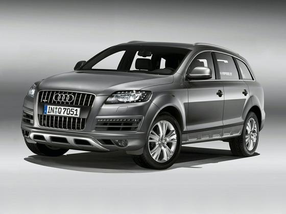 2011 Audi Q7 3.0T S-Line : Car has generic photo