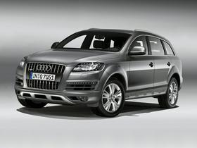 2011 Audi Q7 3.0T S-Line : Car has generic photo