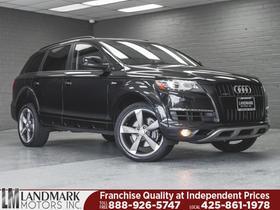 2014 Audi Q7 3.0T S-Line:24 car images available