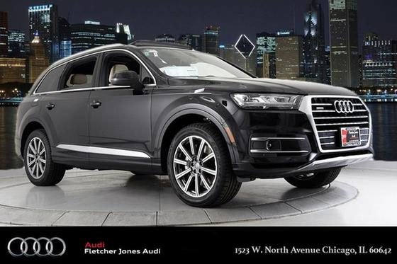 2017 Audi Q7 3.6 Premium:24 car images available