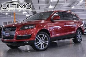 2009 Audi Q7 3.6 Premium:24 car images available