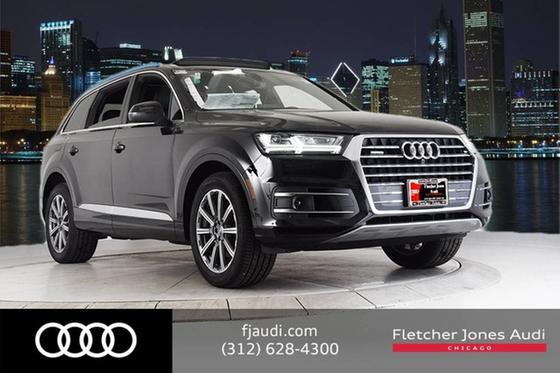 2019 Audi Q7 3.6 Premium : Car has generic photo