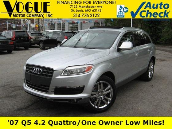 2007 Audi Q7 4.2 Premium:24 car images available