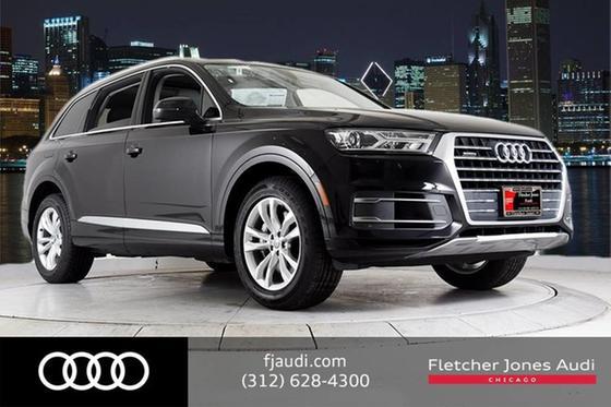 2019 Audi Q7 4.2 Premium:24 car images available