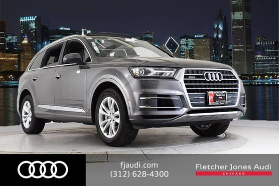 2019 Audi Q7 4.2 Premium:24 car images available