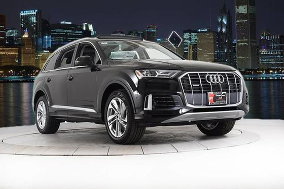 2020 Audi Q7 4.2 Premium:24 car images available