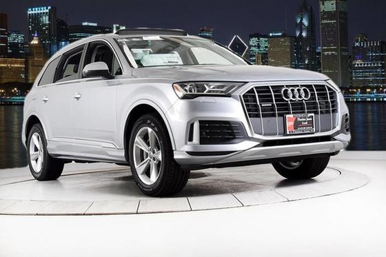 2020 Audi Q7 4.2 Premium:24 car images available