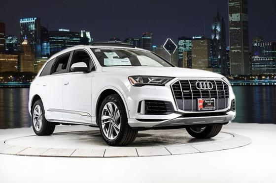 2021 Audi Q7 4.2 Premium:24 car images available